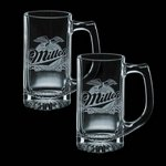Stafford 15oz Beer Stein (Set of 2)