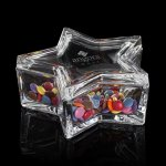 Barnett Star Trinket Box and Lid - 7in.