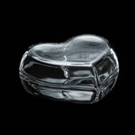 Virgina Glass Box - 4 in. Heart