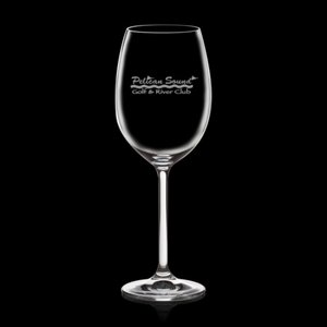 Woodbridge 19oz Wine Glasses Engraved
