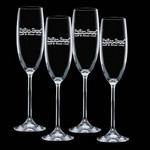 Woodbridge Champagne Flute (Set of 4) 7? oz