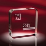 App Optical Crystal Award - Small