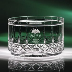 Concerto Lead Crystal Bowl  - SM