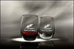 15oz. Trendsetter Stemless Wine Glasses