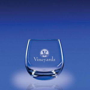 15oz. Tangent Stemless White wine Glasses