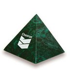 Pyramid Green Marble Award 