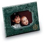 4 X 6 Picture Frame Green Marble Award 