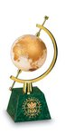 Celestial Globe Green Marble Award 