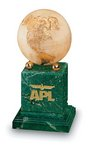 Cosmos Globe Green Marble Award 