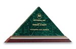 Triad Green Marble Award 