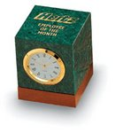 Synergy Clock Green Marble Award 
