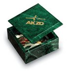 Emerald Chest Green Marble Award  Emerald Chest Green Marble Award, Marble Awards