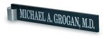 Epoch Nameplate Black Granite Award  Epoch Nameplate Black Granite Award, Marble Awards