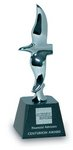 Award Liberty Eagle Black Granite Eagle Award