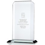 Starfire Echo Crystal Award - Medium