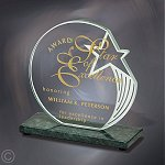 Sculpted Star Award